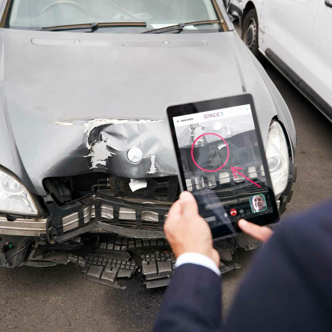 Augmented Reality for Insurance claims investigation and rapid settlement